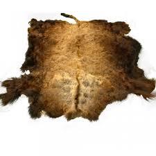 Calf Skin Rug Glacier Wear Buffalo And Cowhide Rugs For Sale