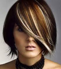 hair color pics highlights multi 30 ideas about short brown hair with highlights short