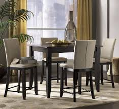 canadel custom dining high dining customizable 5 piece