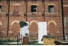 Wedding Arches Adelaide Brion Photography Ash U0026 Kane Harts Mill U2013 Port Adelaide