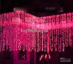 Led Lights For Decorating Weddings Best Home Design
