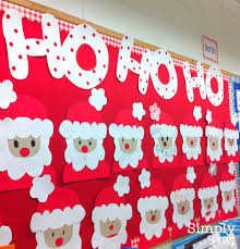 oh santa baby you are so cute i spotted this bulletin board just