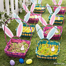 Easter Gift Baskets For Adults Easter Basket And Party Ideas Party City