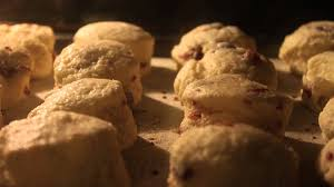 cuisine tv frequence scones in the oven timelapse