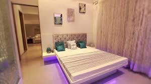 Home Interior Design For 1bhk Flat Neptune Triveni Sangam Sample Flat 1bhk Walkthrough Youtube