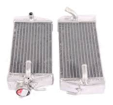 amazon com opl hpr013 aluminum radiators for honda crf450r