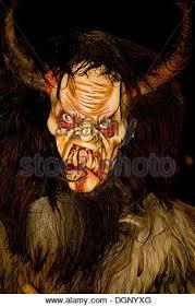 Krampus Costume Krampus Masks Devil Costumes In Ora Alto Adige Italy Europe