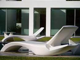 original design sun lounger polyethylene garden zoe by