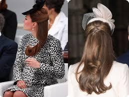 Elegante Frisuren Lange Haare Offen by Royal Baby Herzogin Kate Und Prinzessin Trendfrisuren