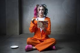 diy harley quinn makeup u0026 hair tutorial u2013 squad prison