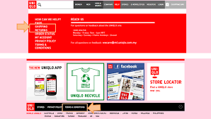 uniqlo black friday ecommerce ux uniqlo moving from offline to online