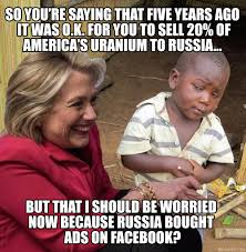 Skeptical African Kid Meme - skeptical kid doubts hillary s narrative imgur
