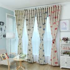 Modern Floral Curtain Panels Compare Prices On Modern Floral Curtain Online Shopping Buy Low