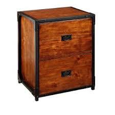 Orange Filing Cabinet Home Decorators Collection Industrial Empire Pine File Cabinet