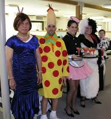 Shocker Halloween Costume Cartoonist Halloween Costumes Blog Comics Kingdom