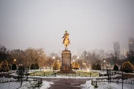 boston at christmas photographs new england today
