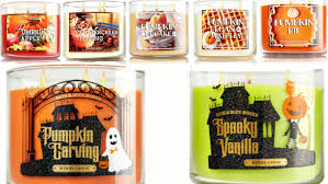 halloween candels bath u0026 body works 2015 fall halloween candles sale youtube