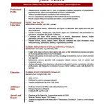 Sample Profile Summary For Resume by Download Sample Profile Summary For Resume Haadyaooverbayresort Com
