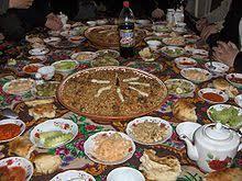 cuisine jordanienne cuisine tadjike wikipédia