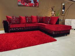 Red Sofa Set by Lovely Red Sofa Bed Sheets 2923 Latest Decoration Ideas