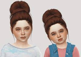 childs hairstyles sims 4 spring4sims toddler child nightcrawler flirt hair conversion