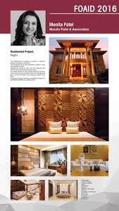 Home Designer And Architect March 2016 55 Best Foaid 2016 Design Arena Mumbai Images On Pinterest