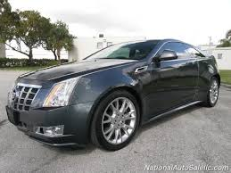 2012 cadillac cts premium for sale for sale 2012 cadillac cts v6 coupe with navigation and premium
