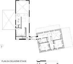 modern home floor plan rectangular shaped modern home connecting the inhabitants with the