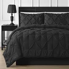 black comforters u2013 ease bedding with style