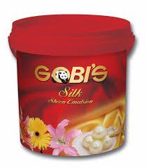 gobis paint gobi u0027s silk sheen emulsion
