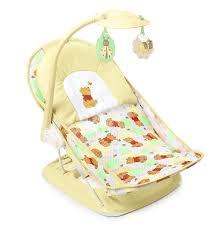 Baby Bath Chair Argos Summer Disney My Friend Pooh Baby Bather With Toy Bar Amazon Co
