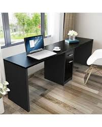 Computer Desk Deal Deal Alert Tribesigns Double Workstation Computer Desk With