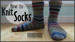 pattern kroy socks how to knit socks youtube