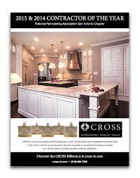 cross a trent cross ad home design decor magazine aug sept 2016