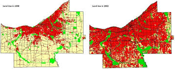 seattle flood map the link between northeast ohio s flooding and its sprawl