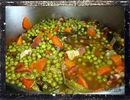 cuisiner des petits pois recette de petits pois frais printaniers