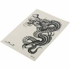 3d dragon tatoo high quality wholesale dragon tattoo leg from china dragon tattoo