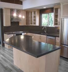 plan de travail cuisine beton la cuisine béton plan de travail suprabéton balian beton atelier
