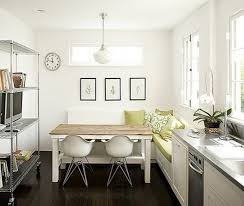 Kitchen Table Small Space by 45 Creative Small Kitchen Design Ideas Digsdigs Decor