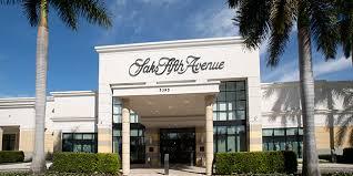 saks fifth avenue waterside shops