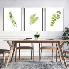 herbe cuisine cuisine herbe imprimer vert peinture murale aquarelle décor
