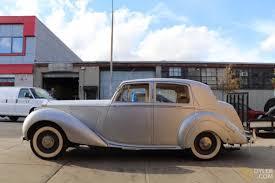 vintage rolls royce classic 1950 rolls royce silver dawn sedan saloon for sale 3025