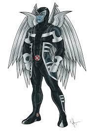 uncanny archangel by kaufee on deviantart