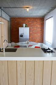 Sleek Modular Kitchen Designs by An Objective Canvas The Idiosyncratic Loft Of Studio Job In