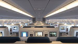 Boeing 777 Interior 3d Visualisation Of A Boeing 777 Aircraft Interior Modeling And
