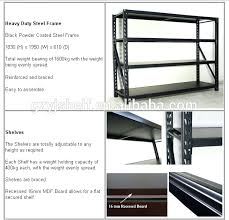 Heavy Duty Garage Shelving by Shelves Garage Metal Shelves Garage Metal Shelves Metal Garage