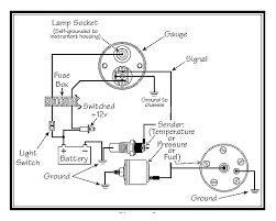 temperature gauge wiring diagram temperature wiring diagrams