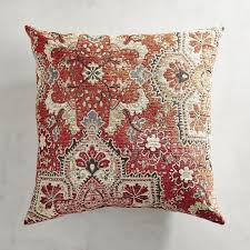 Pier One Peacock Pillow by Reidberg Lacquer Pillow Pier 1 Imports