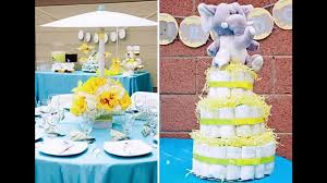 Baby Shower Decorations Ideas by Baby Shower Decoration Ideas For Unisex Affordable Ambience Decor