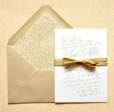 wedding invitations gold wedding invitations